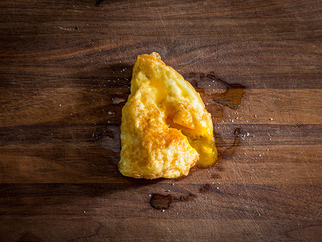 THE WORLD RECORD EGG THAT SHOULD'VE BEEN   THE JOSE ANDRES OLIVE OIL FRIED EGG