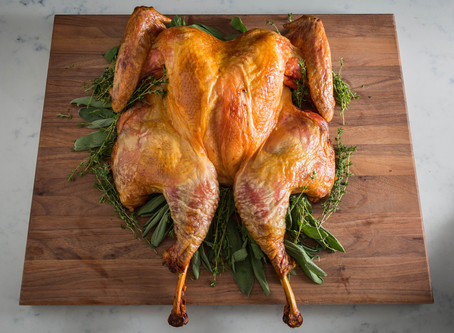 the JUICIEST THANKSGIVING TURKEY you've ever had in 90 MINUTES OR LESS