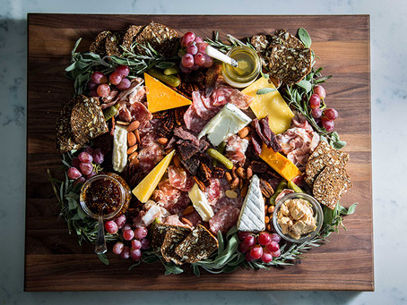 BUILD A BETTER MEAT AND CHEESE BOARD