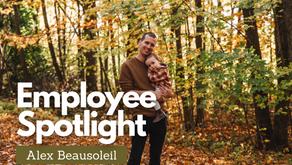 Employee Spotlight: Alex Beausoleil