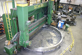 griffin gear machining