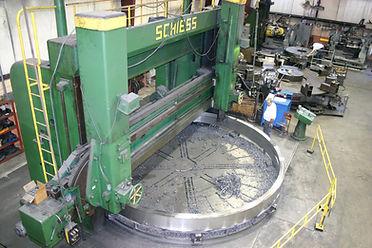 griffin gear machining