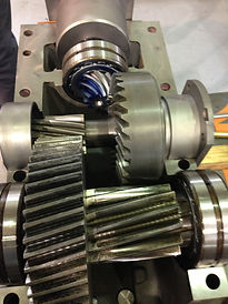 gearing overhaul by griffin gear