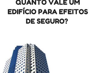 Apuramento dos valores de um Edificio e das Partes Comuns