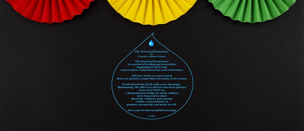 The Artesian Renaissance Poem Drop