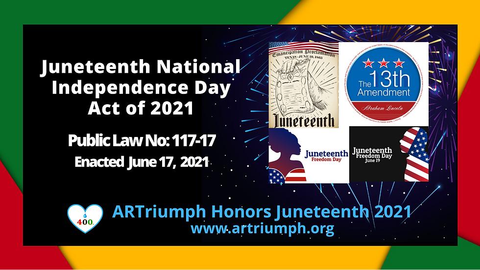 ARTriumph Honors Juneteenth 2021.png