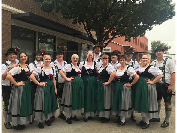 TSV Allgau \\ German Dancers