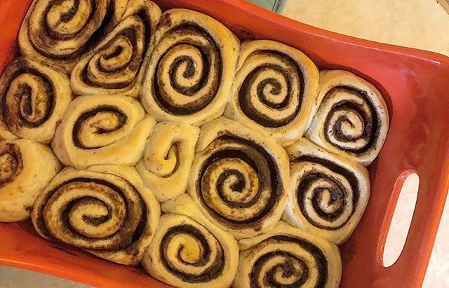 Cinnamon Buns!!