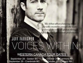 Announcing the Voices Within CD Release Tour!