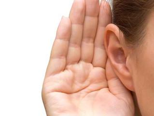 Mendengarkan secara Aktif