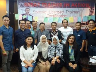 Essential Licensed Trainer Batch Dua Puluh; #ELTXX