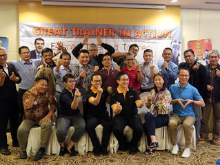 """GREAT TRAINER IN ACTION"" MWS International-Indonesia, 5-8 Agustus 2019, All Sedayu Hotel, MOI -Jaka"