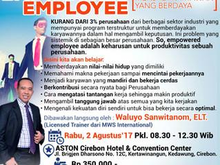 Empowered Employee Mini Workshop