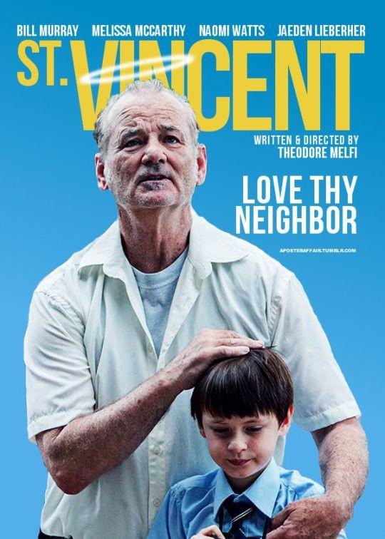 St Vincent jótékonysági mozi