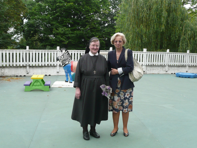 Fehér Anna dr. Tornyai Magdolna klubtagunkkal