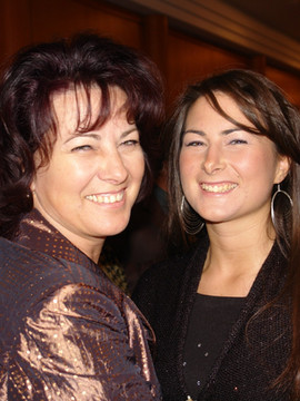 Anya és lánya - Elivra & Sziszi