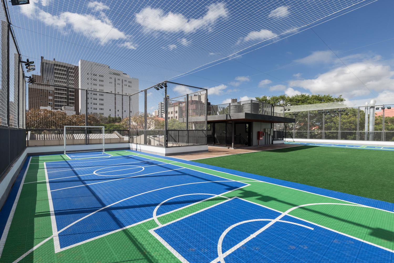 Rooftop Pan American School