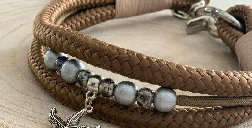 """Halsband """"Perlen"""""""