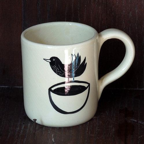 """Mug """"Caffè nero"""""""