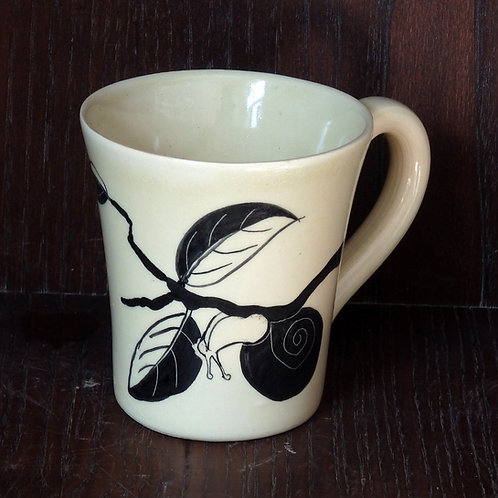 """Mug """"happy snail"""""""