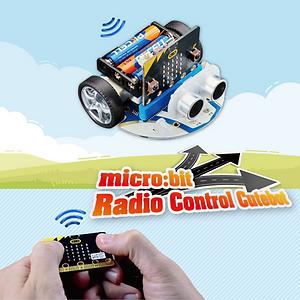 micro:bit Radio Control Cutebot