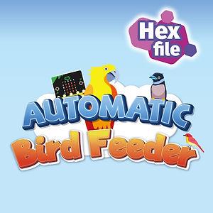 microbit Birdfeeder