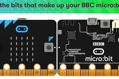 Special CLASSROOM Pack 15 x micro:bit Essential Kits