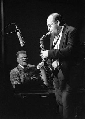 Bob Mover & Walter Davis Jr.