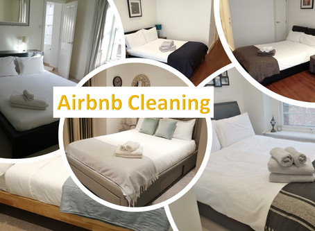 Airbnb Cleaning - enhanced cleaning protocol
