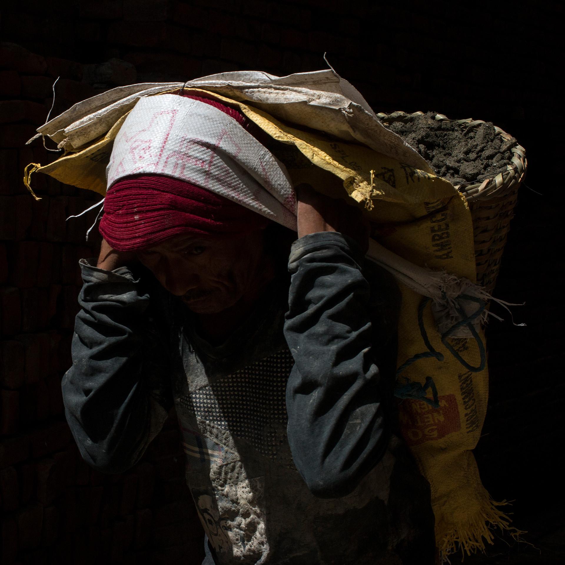 Kathmandú 80x80 cm Ed. 1/3