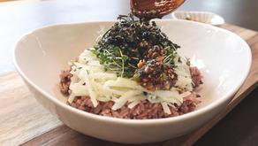 무나물 비빔밥 | 다양한 소화효소가 들어 있는 무, 비빔밥으로 먹으면 딱이죠!