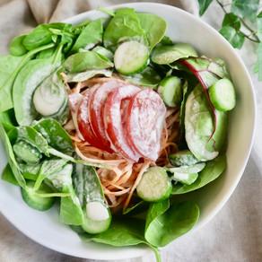 생채소 밀프렙   하루 한 끼 생채식 아이디어   raw vegan meal prep ideas