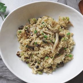 반짝반짝 고소한 백만송이 버섯밥 | 전기밥솥으로 만드는 한그릇 레시피