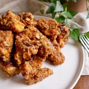 두부치킨 | 오븐에 두 번 구운 마늘 간장 치킨 | Baked Tofu Chicken Recipe