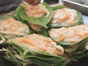 생 깻잎 절임 | 깻잎 생절이 | 토마토캔닝 활용 요리