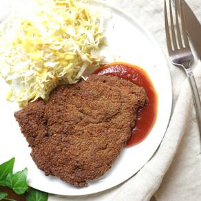 너무 맛있는 베지가스, 채식주의 선언한 고등학생을 위한 맛있는 레시피 Veggie cutlets