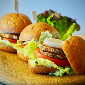 앙증맞은 미니 베지버거 | Mini Veggie Burger