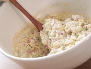 비건 참치 샐러드! Vegan Tuna Salad, Easy Chickpea Salad!