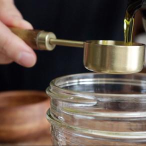 올리브오일 레몬 드레싱 | olive oil lemon dressing