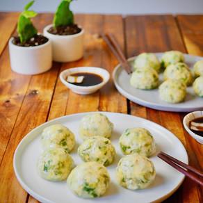 만두피가 필요 없는 무피만두 | Veggie Dumpling without Wrapper