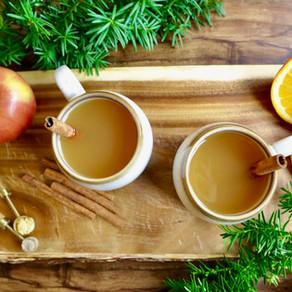 사과 차 | 따뜻한 사과 음료 | How to make apple tea