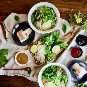 쌀국수 만들기 | 스파이스백 만들기 | best vegan pho