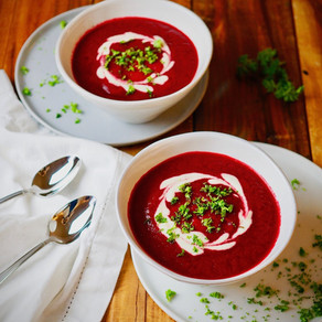 비트 스프 | Beetroot Soup