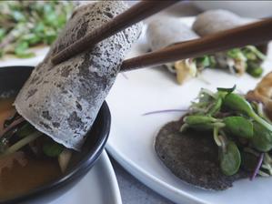 메밀쌈! 이렇게 만들어 보세요. 정말 맛있어요!! | Buckwheat Ssam, Healthy+Yummy Korean Food!