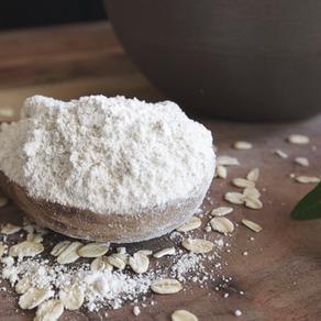 귀리가루 만들기 | How to make oat flour