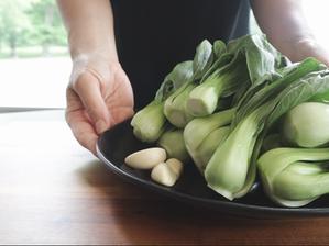 채소를 가장 잘 먹을 수 있는 방법 (feat. 청경채, 유초이)