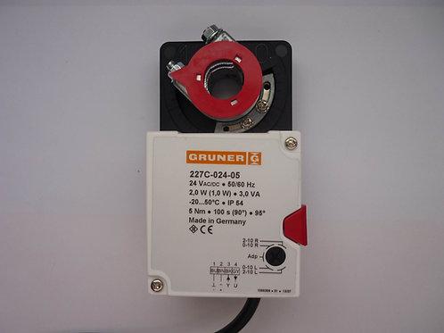Damper Actuator 227C-024-05