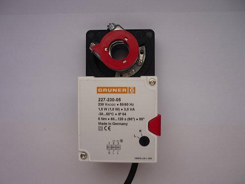 Damper Actuator 227-024-10-S1