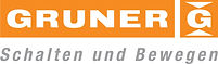 Gruner Logo for Quality HVAC Actuators