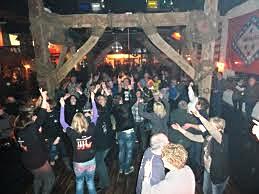 Party in Colorado Western Bar